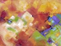 Terre Baciate dal Sole Fine Art Print