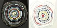 Target Duo II Fine Art Print