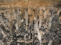 NYC Aerial 4 Fine Art Print