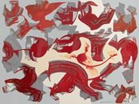 Martedi 10 Aprile 2012 Fine Art Print