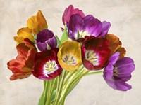Tulipani Danzanti Fine Art Print