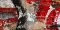 Red Tornado Fine Art Print