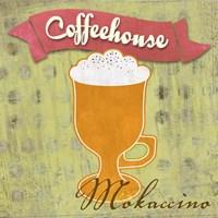 Mokaccino Fine Art Print