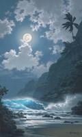 Midnight Rhapsody Fine Art Print