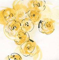 Yellow Roses Anew I Fine Art Print