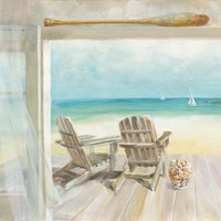 Seaside Morning Crop Fine Art Print
