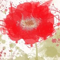 Modern Red Fine Art Print
