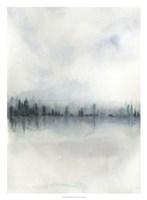 Horizon Whisper II Framed Print