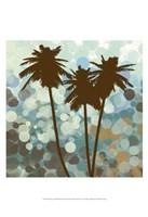 Sunshine Garden III Fine Art Print