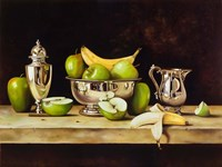 Manzanas Fine Art Print