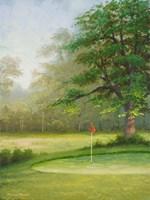 Amacoy Green II Fine Art Print