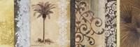 Decorative Palm II Fine Art Print
