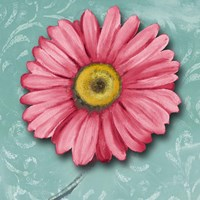 Blooming Daisy IV Fine Art Print