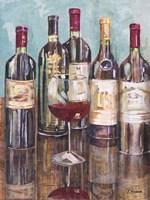 Wine Tasting I Fine Art Print