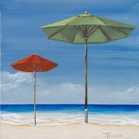 Coastal Scene II Fine Art Print