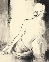 Figurative Woman I Framed Print