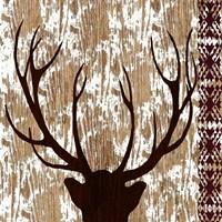 Wilderness Deer Fine Art Print