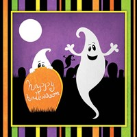 Halloween Ghost II Fine Art Print