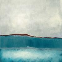 Clouds of Neptune II Framed Print
