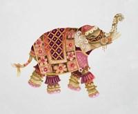 Pink Elephant IA Fine Art Print