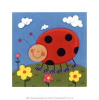 Mini Bugs IV Fine Art Print