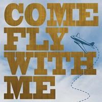 Fly Away I Framed Print