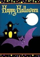Happy Halloween II Framed Print