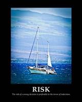 Risk Fine Art Print