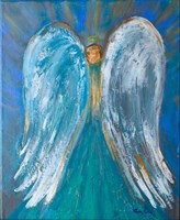 Dream Angel Wings Fine Art Print