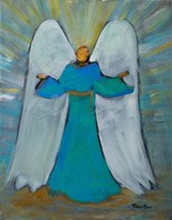 Angel of Joy Fine Art Print