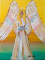 Angel of Summer Fine Art Print