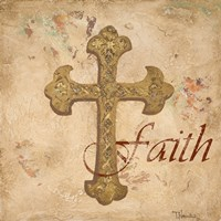 Faith Fine Art Print