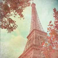 April in Paris I Fine Art Print