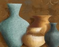 Ancient Clay I Framed Print