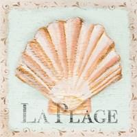 La Plage Fine Art Print