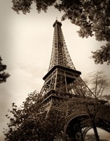 Last Day in Paris I Framed Print