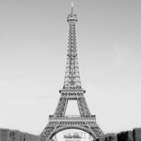 La Tour Eiffel I Fine Art Print