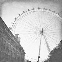London Sights II Fine Art Print