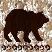 Wilderness Bear Fine Art Print