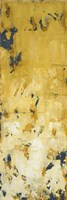 Pathside Perennials I Framed Print