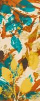 Leaves Galore I Framed Print