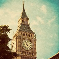 London Sights I Fine Art Print
