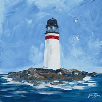 The Lighthouses I Fine Art Print