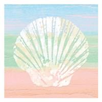 Pastel Coastal 1 Fine Art Print