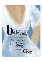 Weddings Beloved Fine Art Print