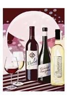 Wine Table Fine Art Print