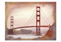 SF Golden Gate Bridge Fine Art Print