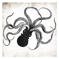 Octopus Ink Fine Art Print