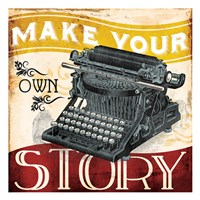 Your Own Story Fine Art Print