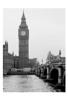 London Big Ben Fine Art Print